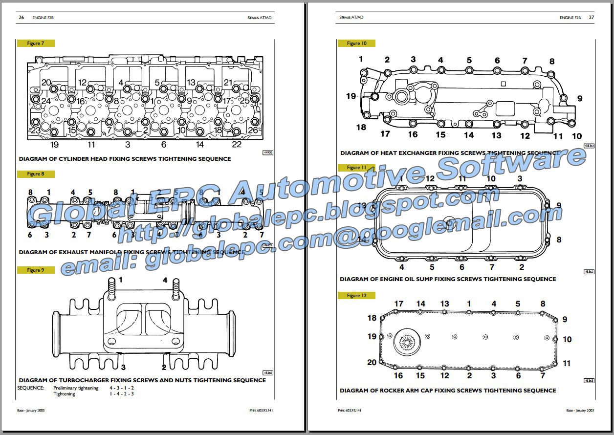 IVECO STRALIS REPAIR MANUAL AND WIRING DIAGRAMS want to buy it? (£10)