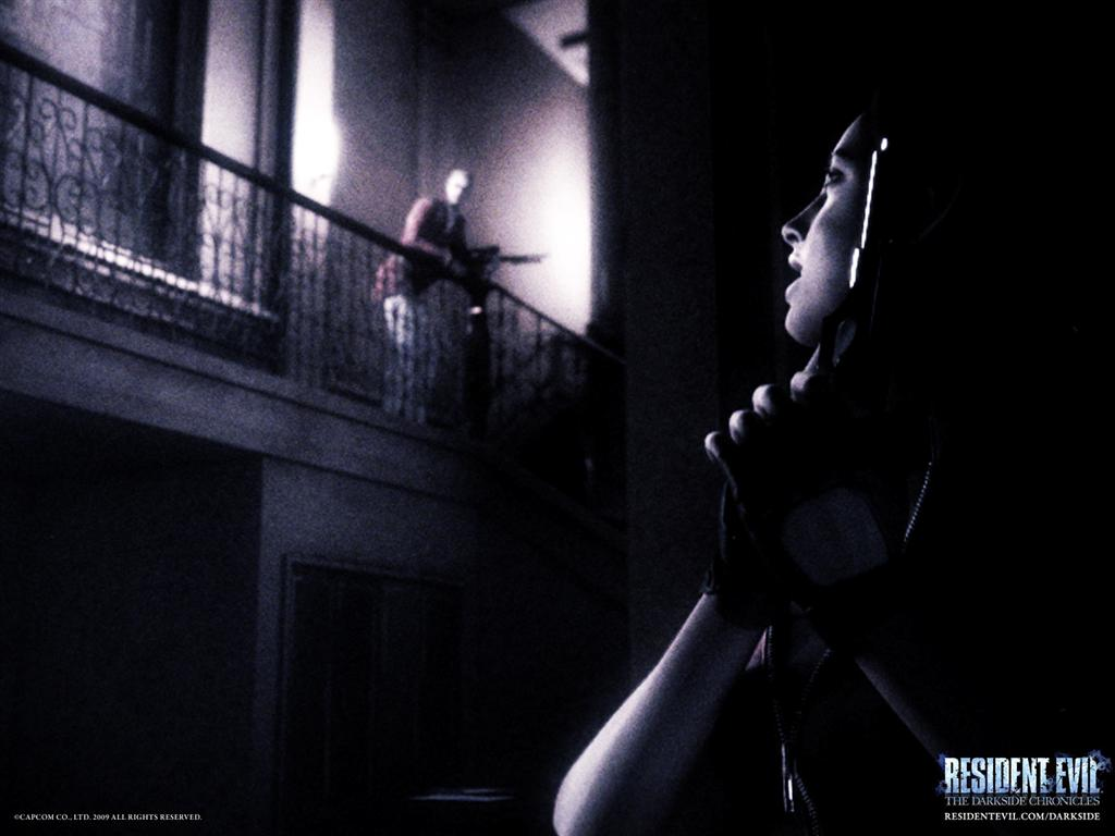 Resident Evil HD & Widescreen Wallpaper 0.728611744697763