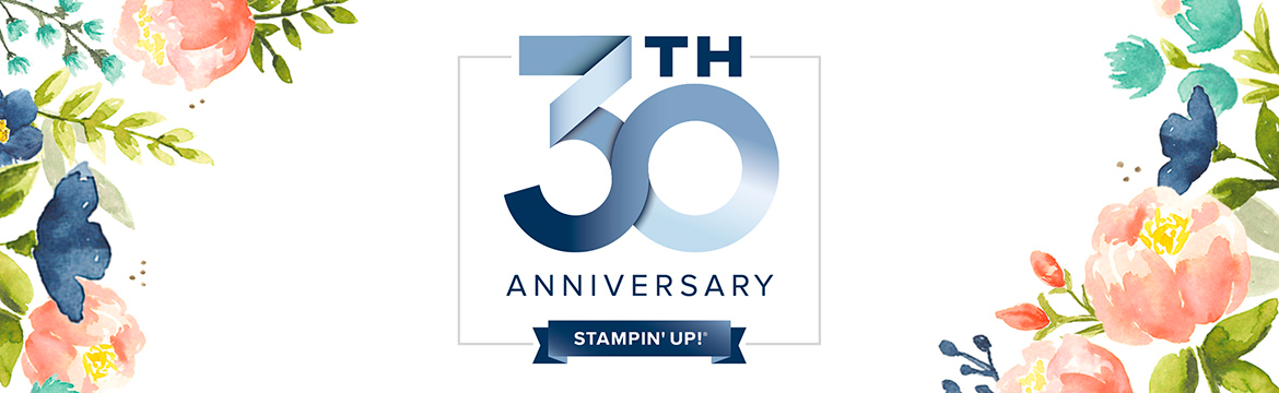 30 Jahre Stampin Up