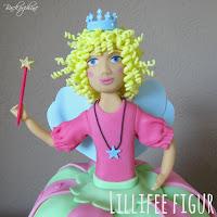 Lillifee Kuchen Figur