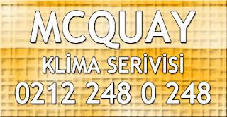 McQuay Şişli Klima Servis