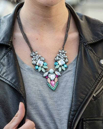 Bijoux Fantaisie Tendance Hiver 2014 : Bijoux tendance fantaisie petit prix