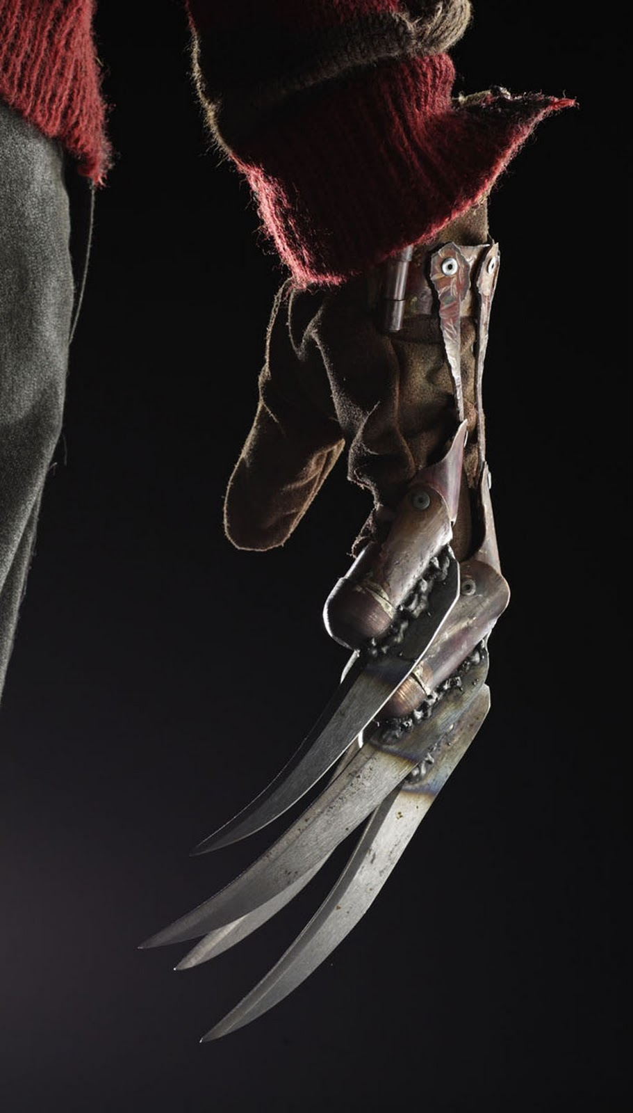 how to make paper freddy krueger claws 28 images easy