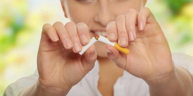 Cara Hentikan Kebiasaan Merokok