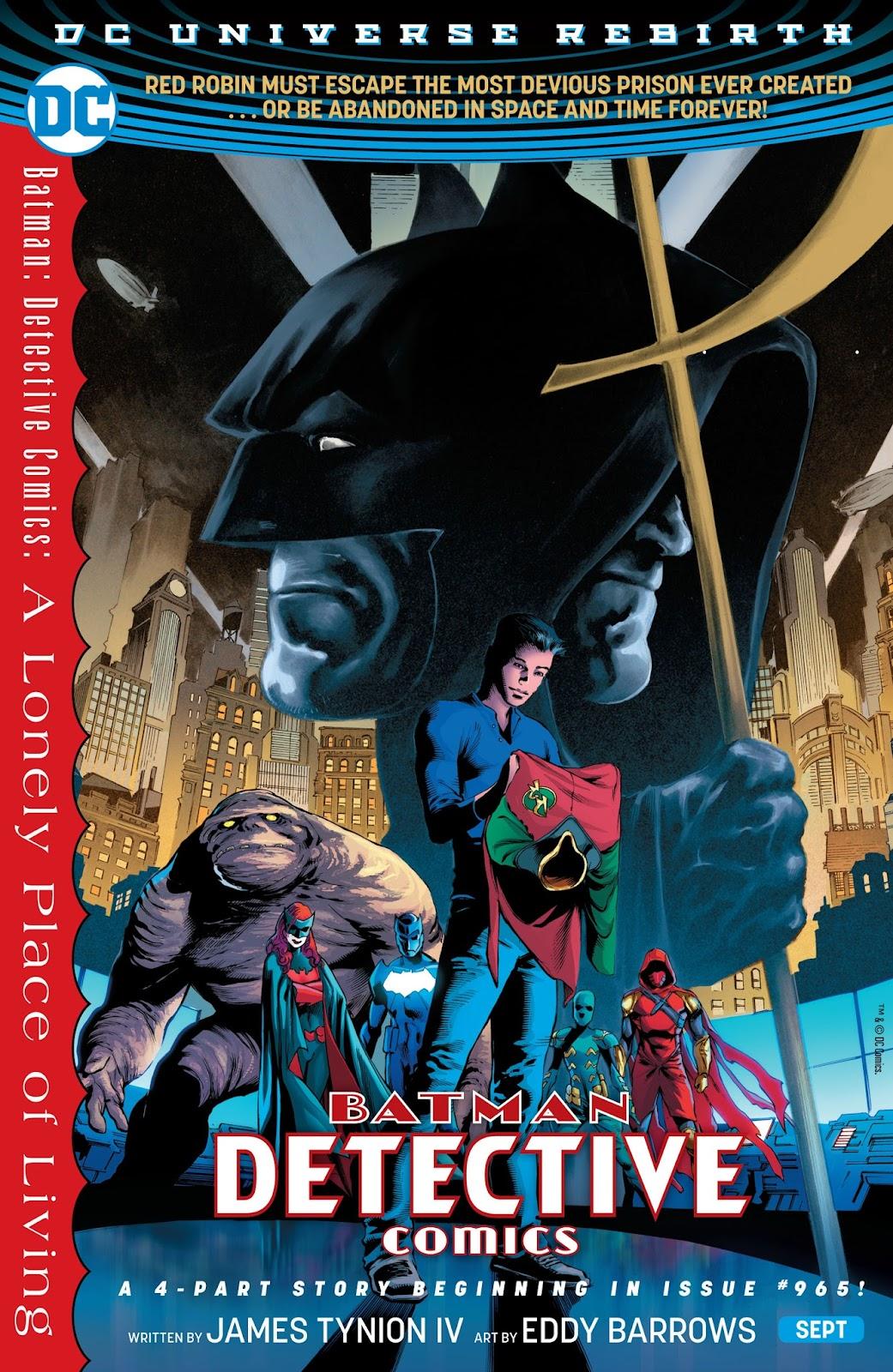 Read online Batman (2016) comic -  Issue #29 - 22