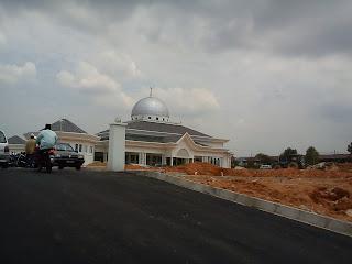masjid taman kenari