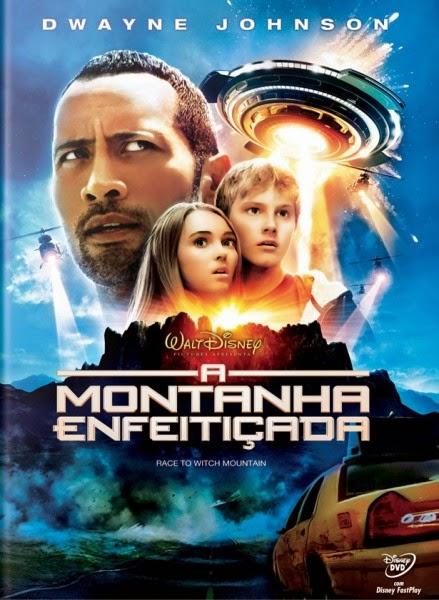 A Montanha Enfeitiçada – Dublado (2009)