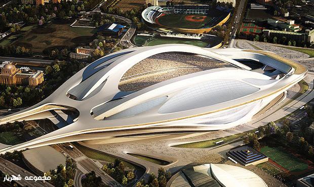 ملعب اليابان الحديث Zaha-hadid-national-stadium-tokyo-1