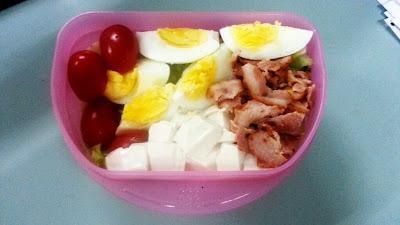 DIY Salad.