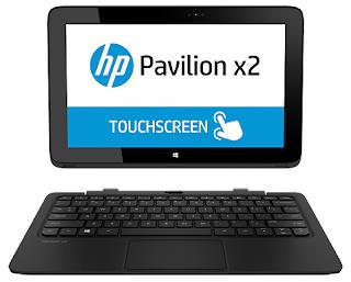HP Pavilion x2 11T-H000 with Intel Pentium N3510