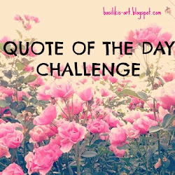 Quote of the day challange!!!!