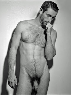 models frontal male Nude