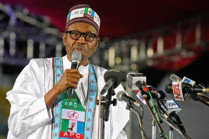 APCDecides: Buhari Floors Kwankwaso, Atiku, Rochas, Nda-Isaiah