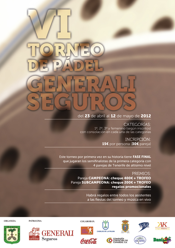 La Palma disfruta del Torneo Generali