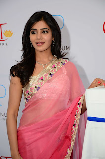 Samantha At GRT Jewellery Opening