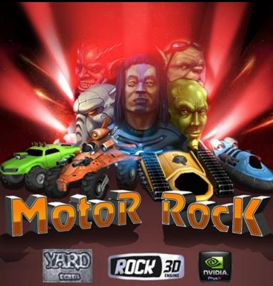 تحميل احدث ألعاب سباق وقتال السيارات الخفيفة والممتعة Motor Rock بكراك سكايدرو حصريا Motor+Rock+-+2013