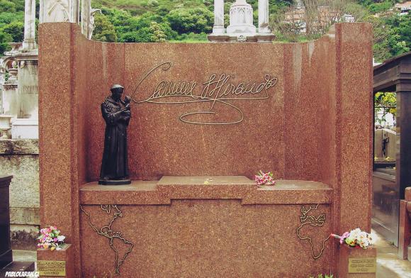 Carmen Miranda,Cemitério São João Batista,Saint John the Baptist Cemetery,Rio de Janeiro, Brazil, Pablo Lara H Blog, pablolarah