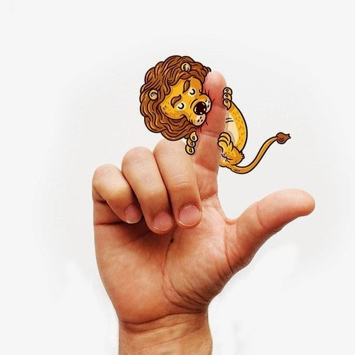 12-L-is-for-Lion-Alex-Solis-Signs-&-Doodles-Book-www-designstack-co