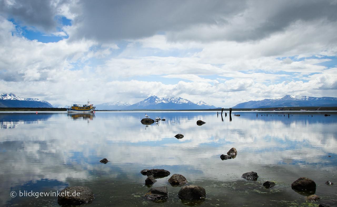 Hafen Puerto Natales