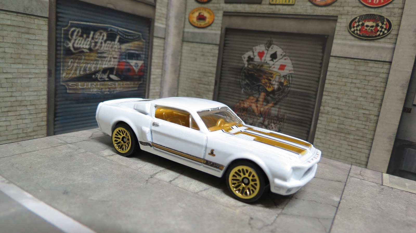 ford mustang shelby gt500 1968