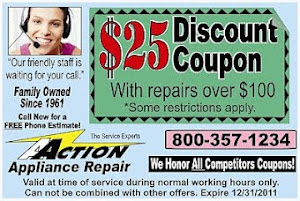 Appliance Repair Discounts