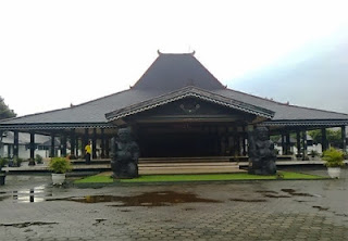 Local Building Culture Taman Mini