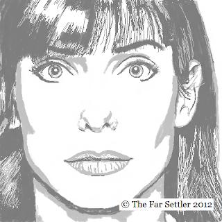 Portrait of Sandra Bullock