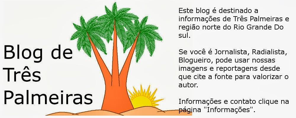 Blog de Três Palmeiras-RS
