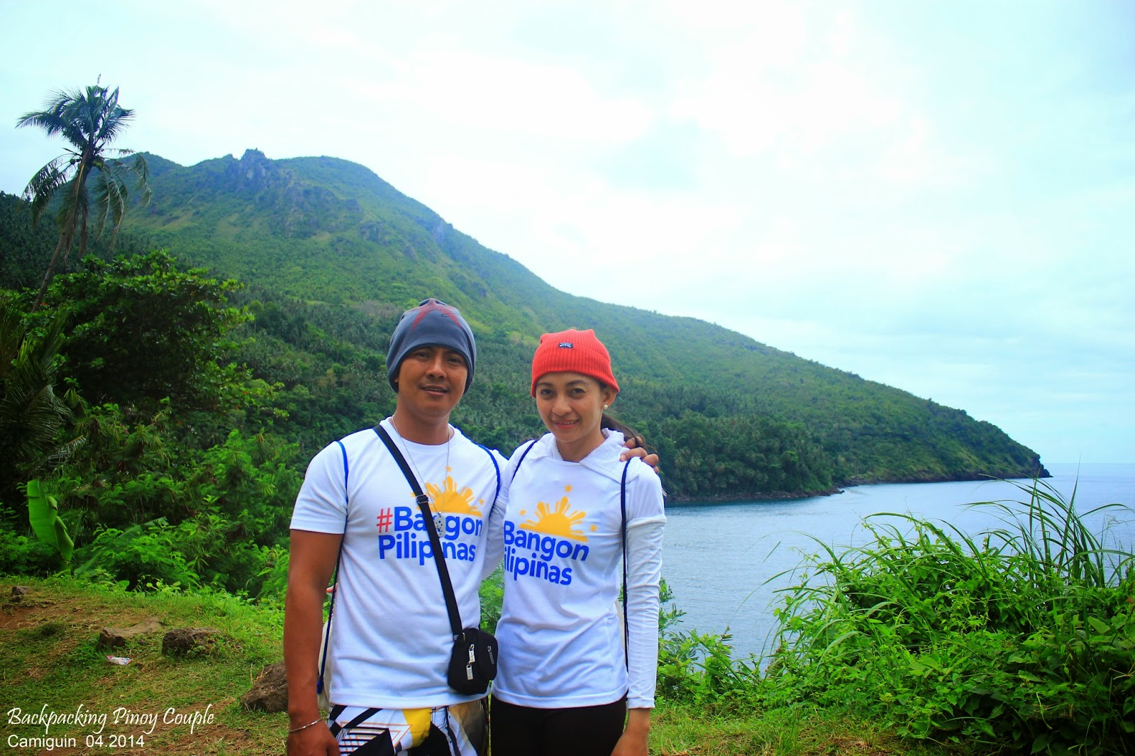 Backpacking Pinoy Couple, Backpacking Philippines, Northern Mindanao, Philippine travel, Camiguin, How to go to Camiguin, what to do in camiguin, where to go in camiguin, Camiguin roadtrip, road trip, Camiguin Itinerary, motor riding in Camiguin, June Correa, Lanie Valler Correa