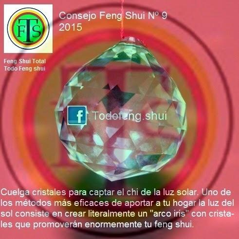 Feng shui total consejo feng shui los cristales en el for Consejos de feng shui para el 2016