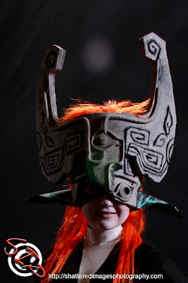 Midna with Lens Flair