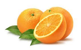 Buah oren tinggi Vitamin C
