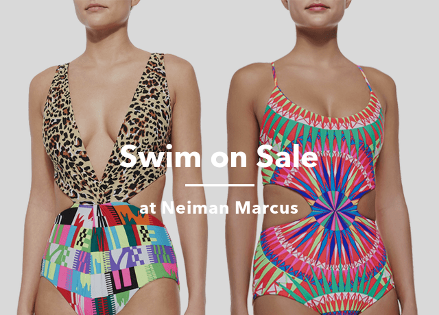Mara Hoffman Swimwear at Neiman Marcus