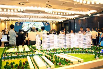 Đất Xanh công bố 20 dự án mới tại Dat Xanh Expo 2015