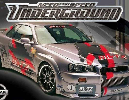 Download Need for Speed (NFS) Underground PC Games