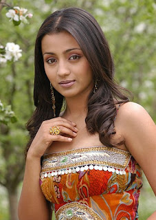 trisha boobs