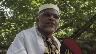 Nnamdi Kanu's brother lists items allegedly stolen from his room after soldiers' invasion