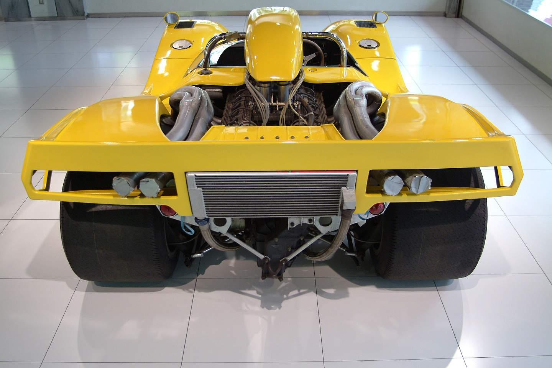 259. Japońskie wyścigowe klasyki #02: Nissan R382 V12. staryjaponiec blog
