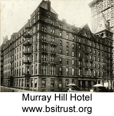 The Murray Hill Hotel in New York City