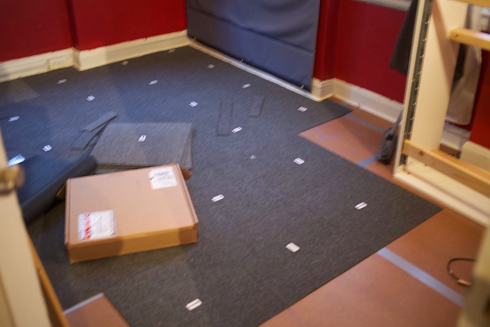 shimmy 39 s music blog soundproofing an apartment room sort of