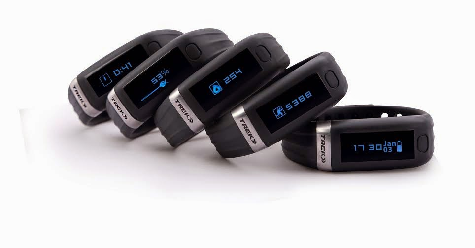 Fitgen's Smart Activity Tracker