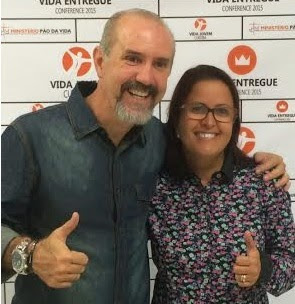Prs. Marco Antônio e Jane Amorim