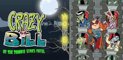 Crazy Bill: Zombie stars hotel apk