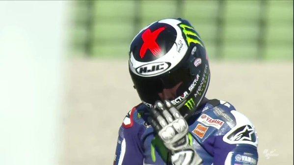 Kualifikasi MotoGP Valencia 2015 - Lorenzo Sabet Pole Plus Pecah Rekor!