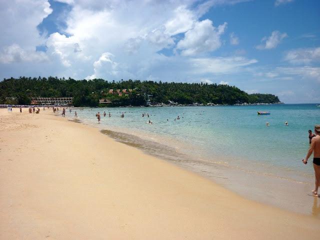 hilton arcadia karon beach phuket
