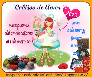 """COBIJOS DE AMOR 2013"""