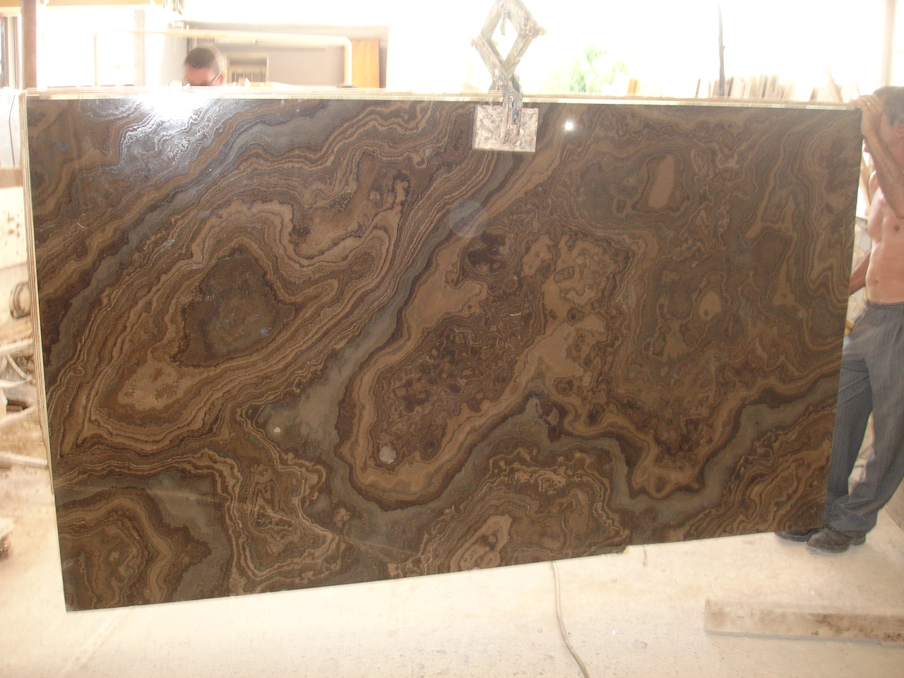 Natural Stone Marble : Natural stone marble processing vein cut and cross
