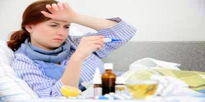 Penyebab Penyakit Demam