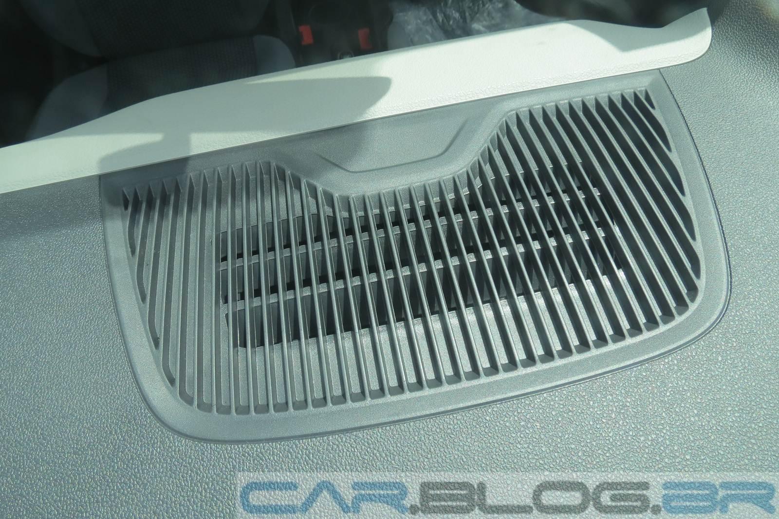 Volkswagen up! - impressões do proprietário - ar-condicionado