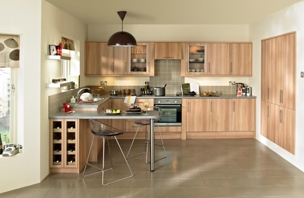 Excellent Kitchen with Hickory Cabinets 1024 x 668 · 73 kB · jpeg
